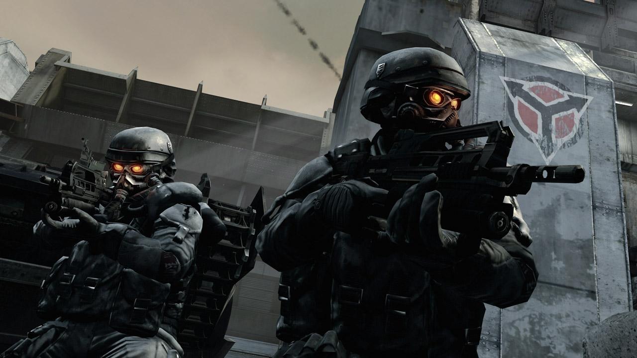Le Quartier Commercial Killzone2_PS3_Ed017
